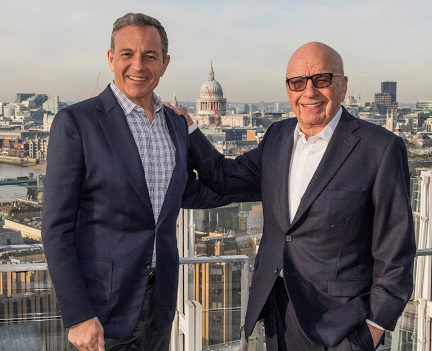 Sky News included in sale of Sky to Disney as part of multi-billion dollar deal with 21st Century Fox