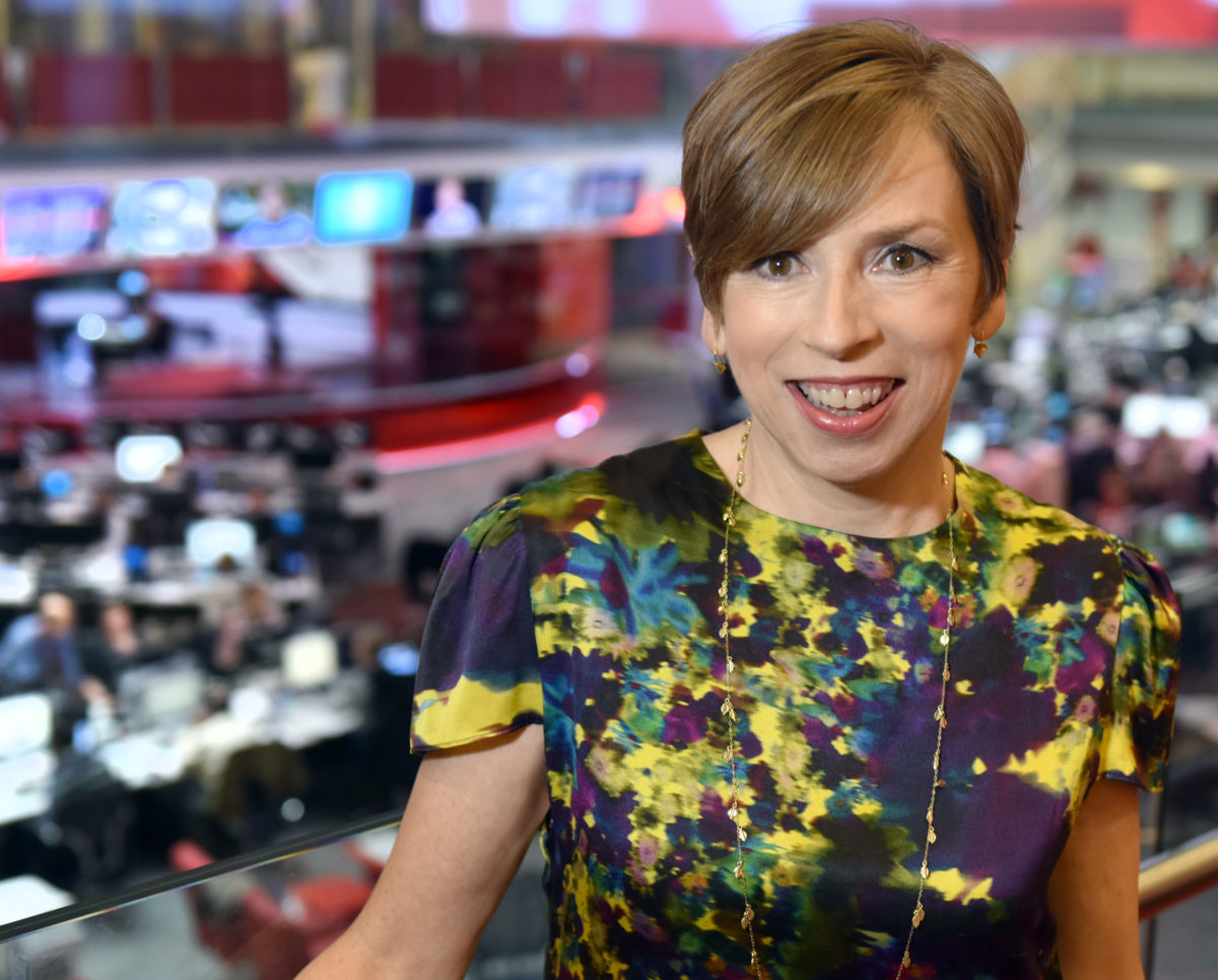 BBC News boss tells viewers coverage will 'look a bit different' during pandemic