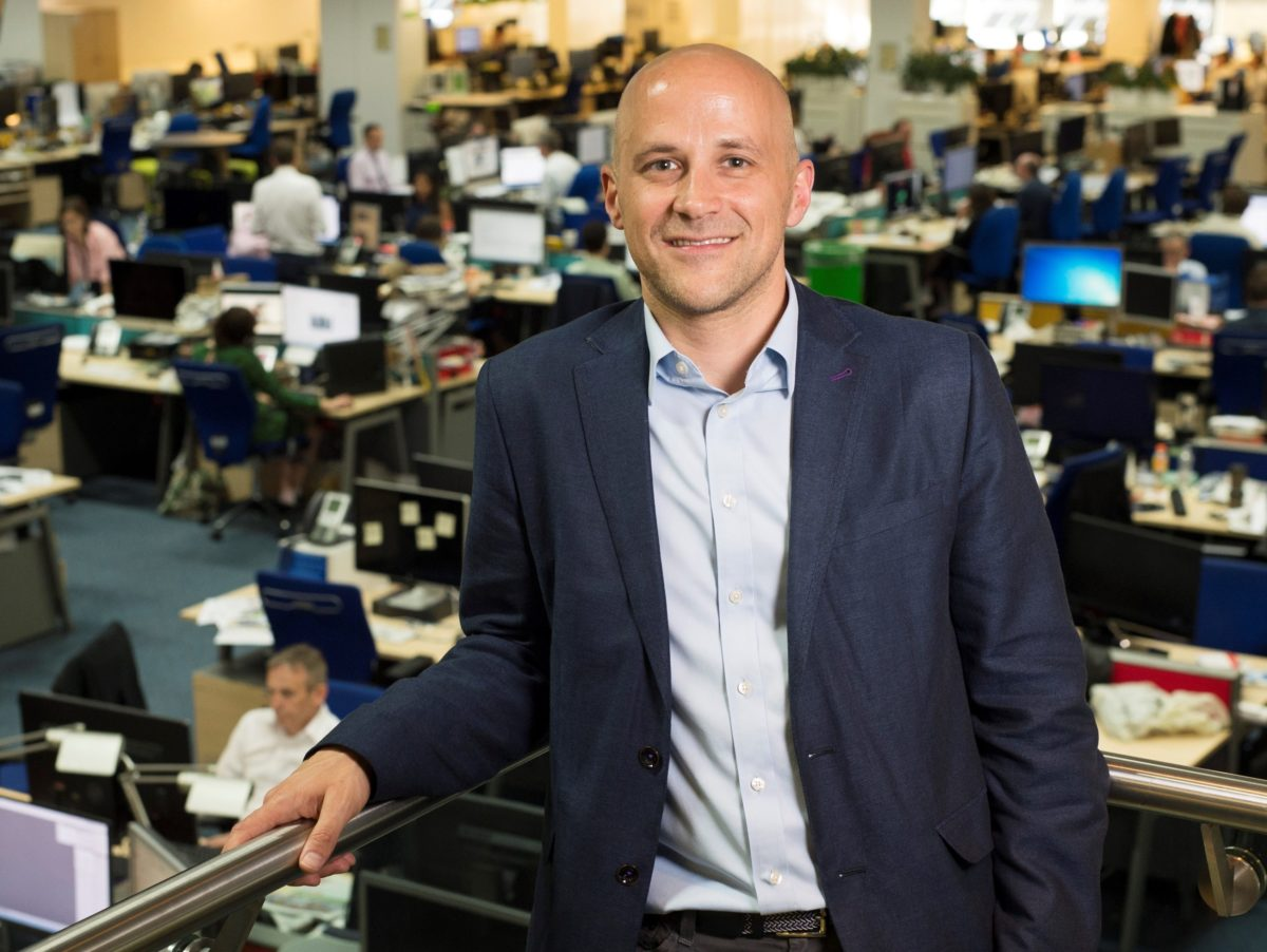 Telegraph to recruit 39 more journalists in 2018 as it plans to reach 10m registered readers