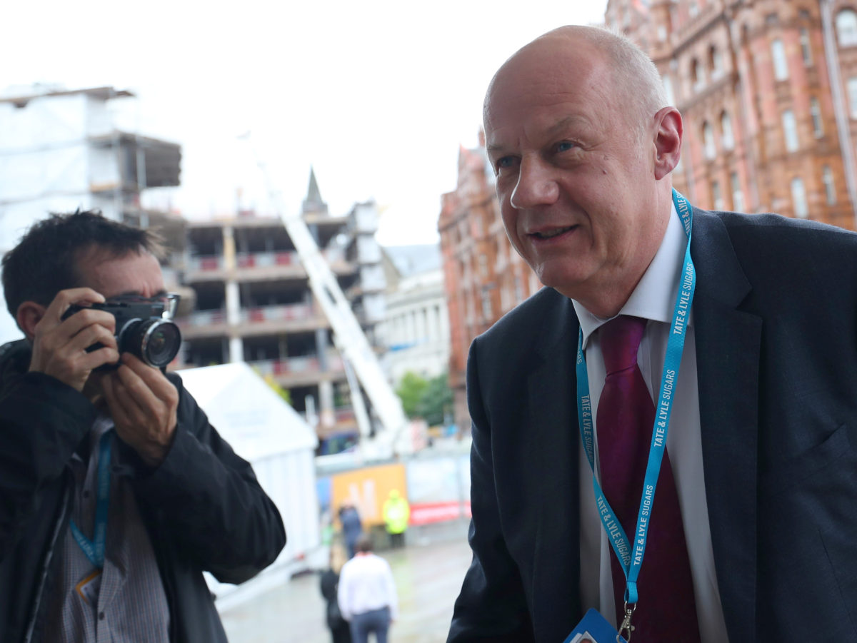 MoS corrects story based on Damian Green texts after journalist Maltby says they were 'crudely edited'