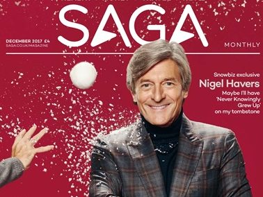 Editor and other Saga Magazine journalists axed in pre-Christmas mass redundancies at over-50s group