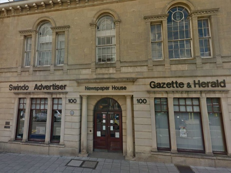 Swindon Advertiser journalists plan two-day strike action over Newsquest 'poverty pay'