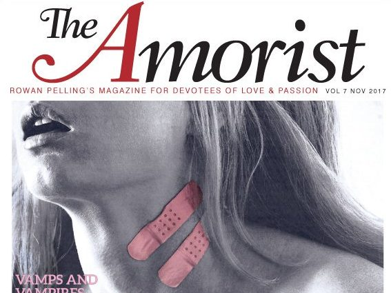 Erotic magazine The Amorist moves online-only after seven issues in print
