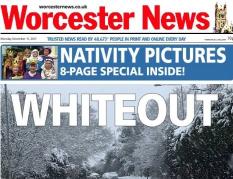 Worcester News editor facing axe three days before Christmas under Newsquest cuts