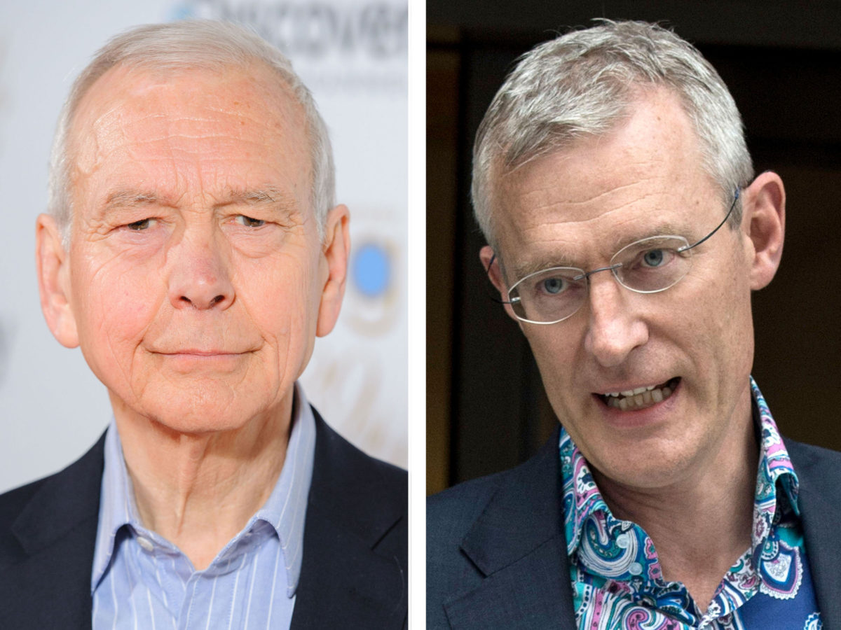 Six top-earning BBC journalists agree to salary cuts in move towards equal pay