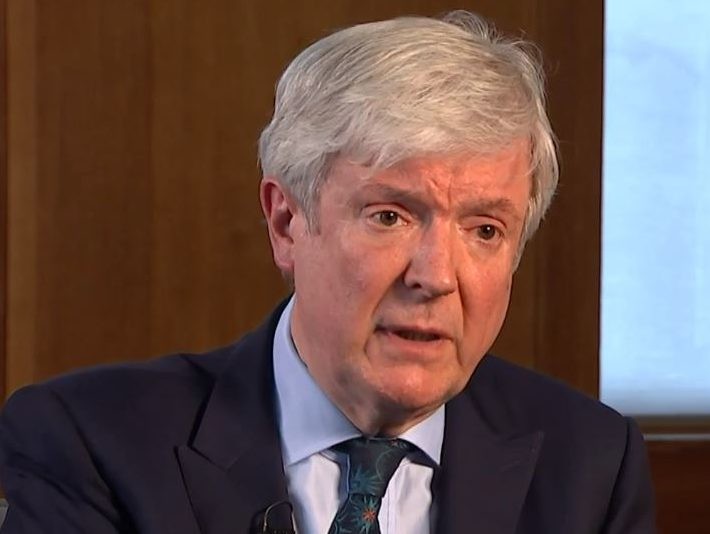 BBC's Tony Hall: 'We need to stand together' to defend journalism against 'utterly shameful' violence and online abuse