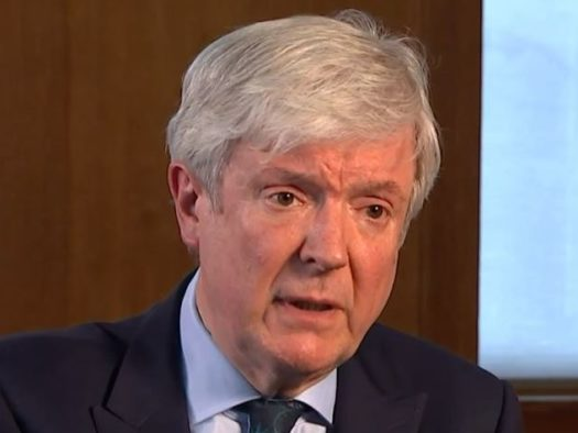 BBC director Lord Hall says 'mainstream media' has become 'term of abuse' in wider assault on free expression