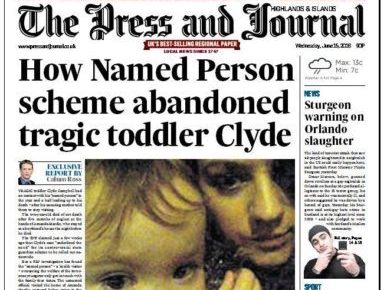 Aberdeen-based Press and Journal raises weekday cover price to £1.10