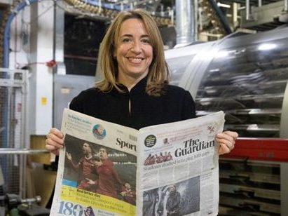 Guardian cuts gender pay gap by 40 per cent in past year