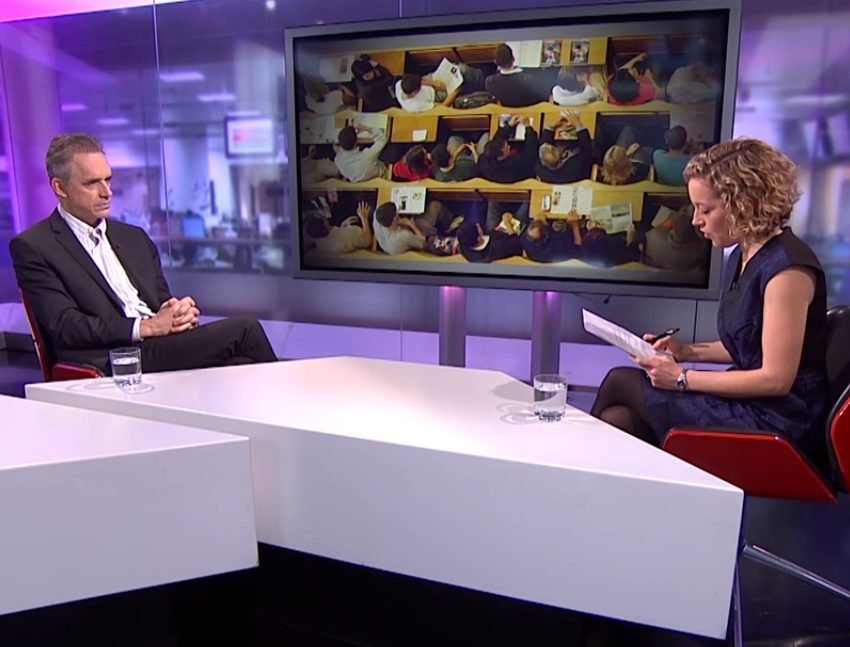Channel 4 News hire 'security specialists' after presenter Cathy Newman threatened over interview with psychology professor