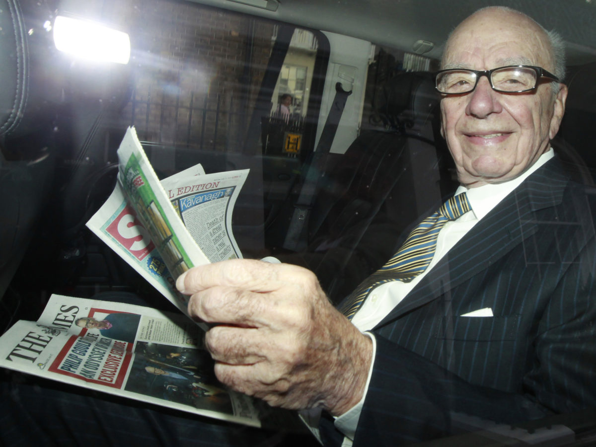 Andrew Neil: Line between Murdoch press and state became blurred during Blair era
