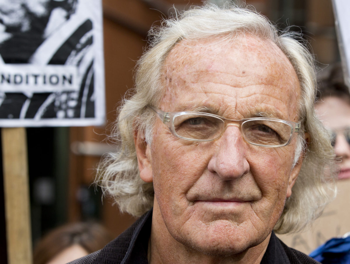 John Pilger says Guardian column was axed in 'purge' of journalists 'saying what the paper no longer says'