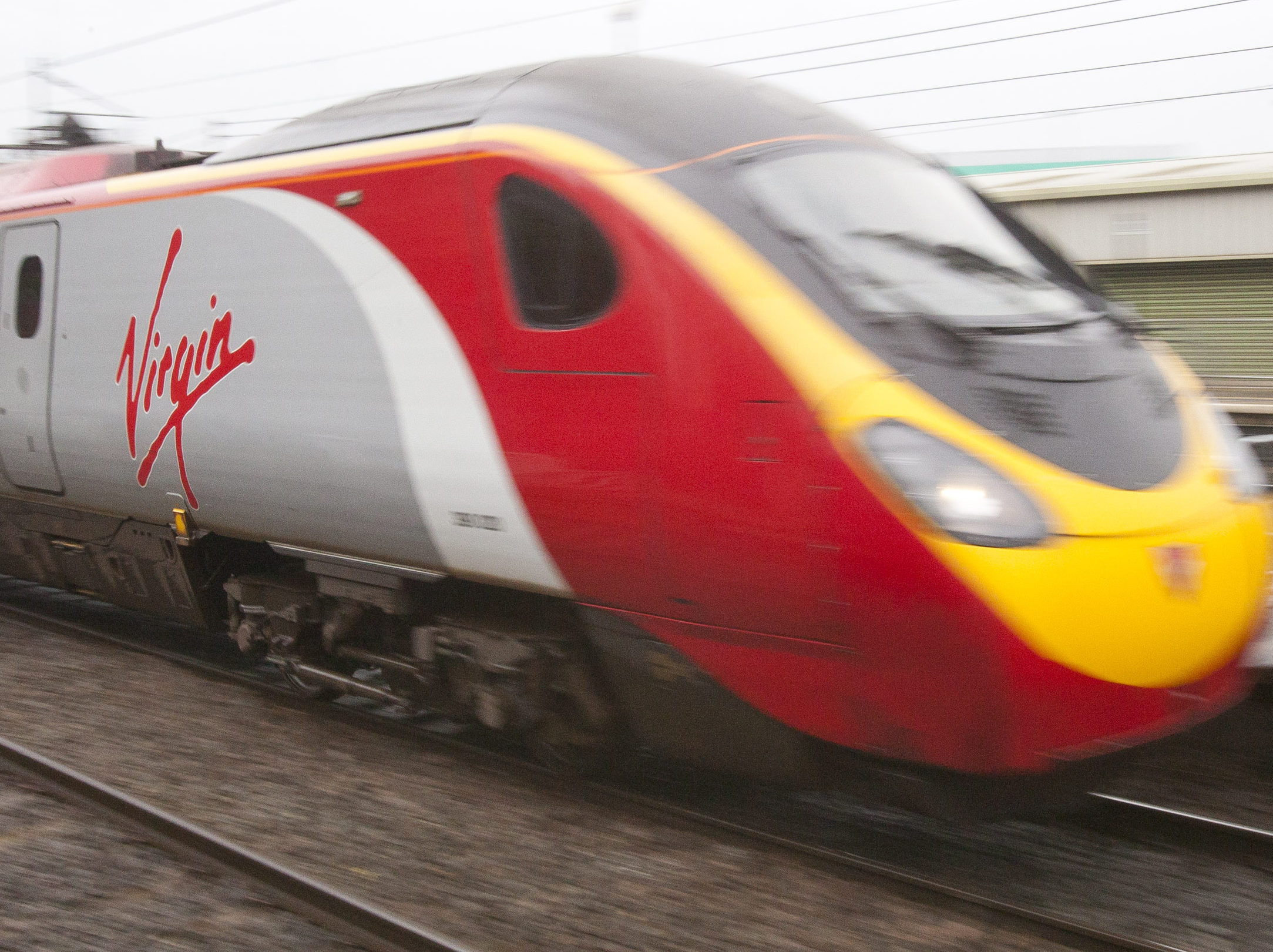 Virgin West Coast line will be Daily Mail free