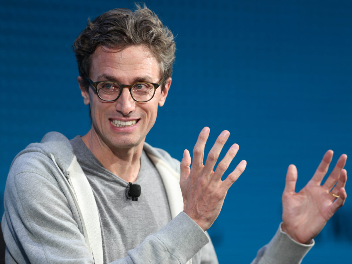 Duopoly: Buzzfeed founder Jonah Peretti says Facebook and Google will be regulated unless they do more to 'support news'