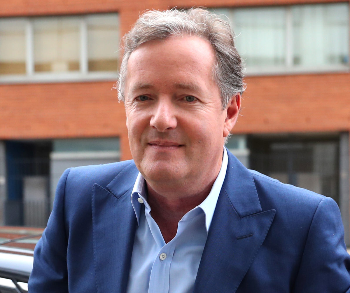 'Freedom of speech is a hill I'm prepared to die on', says Piers Morgan, as he leaves GMB