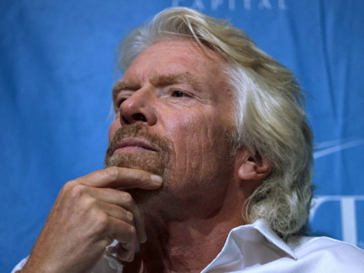 How to be Richard Branson not Fred Goodwin when dealing with the media