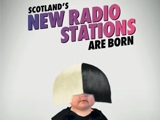 Scottish Sun launches three music radio stations playing chart and classic hits