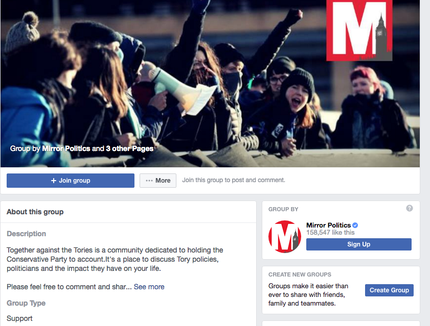 News brands setting up Facebook 'page groups' in wake of platform move to demote news content