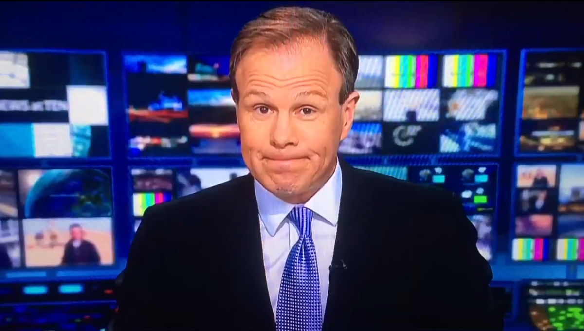 ITV apologises after News at Ten is cut short by fire alarm
