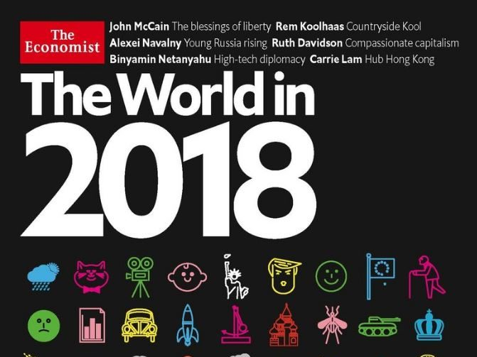 Economist Radio reveals 6m monthly streams as it launches The World in 2018 series