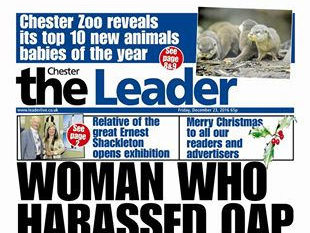 Newsquest pulls Chester edition of daily The Leader