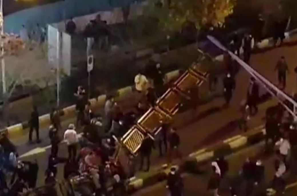 Iran protests: 'It's very difficult to know what's fake...there are a lot of people pushing their own agenda'