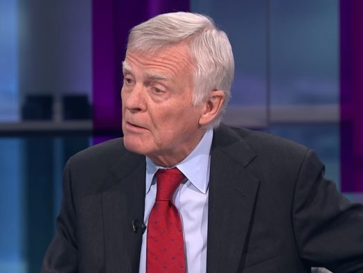 Max Mosley sues Daily Mail for 'malicious prosecution' after it shared racist election leaflet with CPS