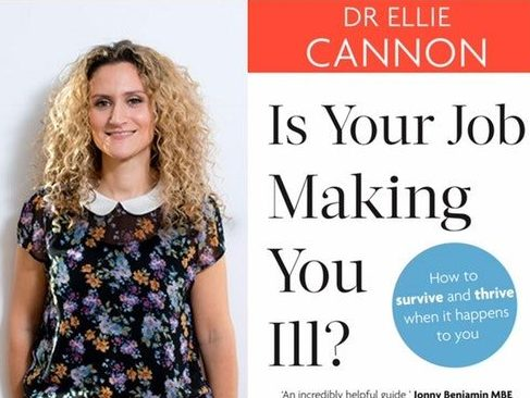 Mail on Sunday's Dr Ellie Cannon to speak on health at work in event that's free to Press Gazette readers