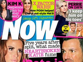 Women's weekly magazine ABCs: Time UK's Now and Woman titles see circulation fall by more than a fifth