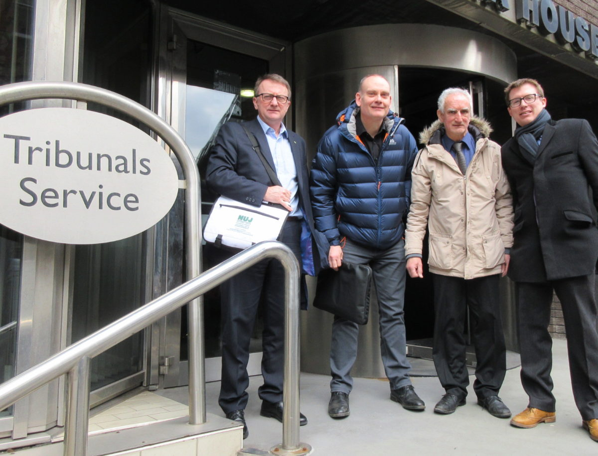 NUJ wins payout for staff who lost jobs when Oldham Evening Chronicle folded