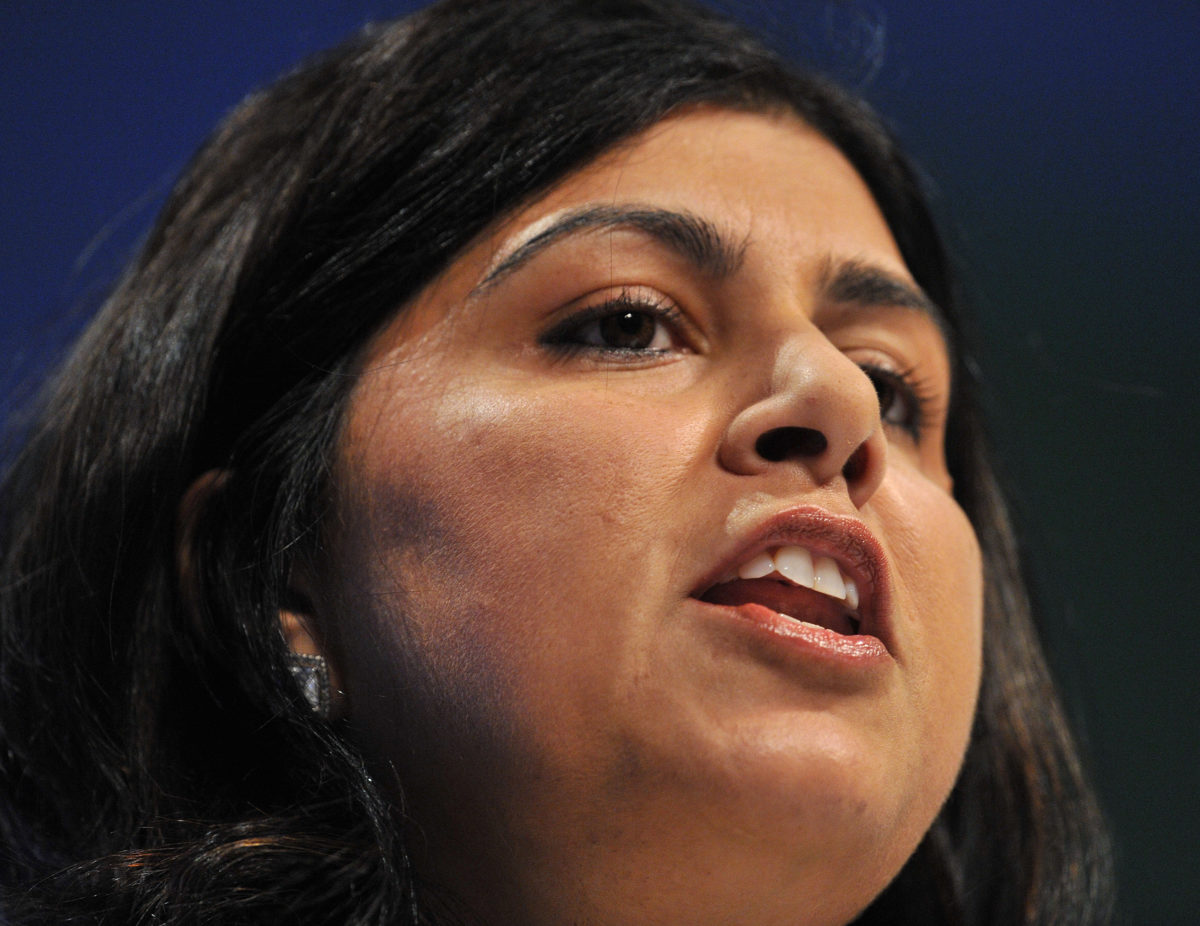 Baroness Warsi wins £20,000 libel payout from Jewish News over article suggesting she excused actions of ISIS terrorists
