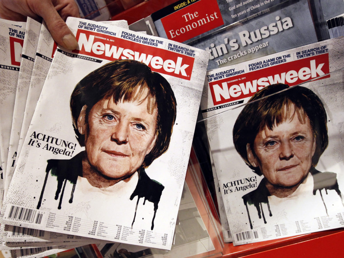 Newsweek political editor resigns over 'firing' of four journalists including US mag's editor