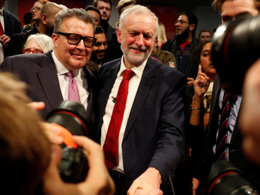 Public interest in Corbyn 'spy meeting' story is 'blindingly obvious' says Sun after Labour's Tom Watson accuses papers of 'propaganda'
