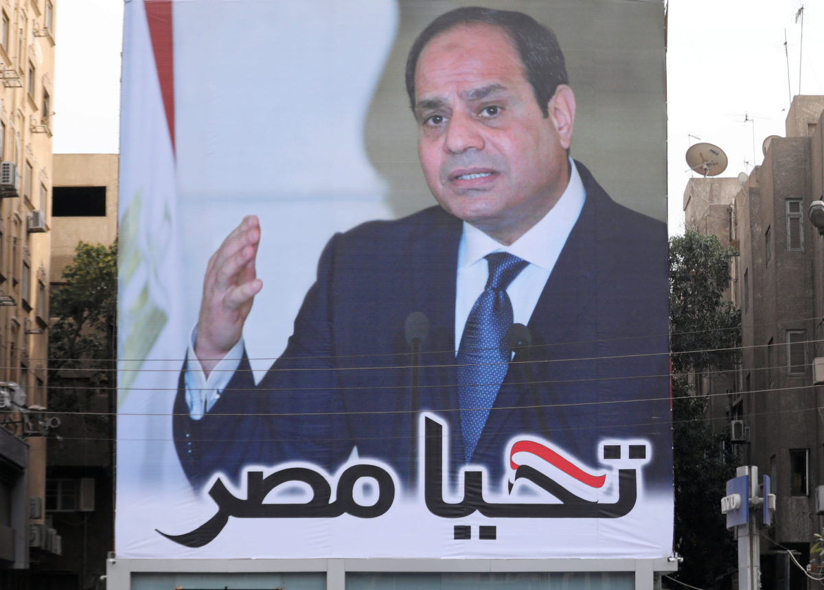 Times journalist expelled from Egypt amid media crackdown ahead of upcoming elections