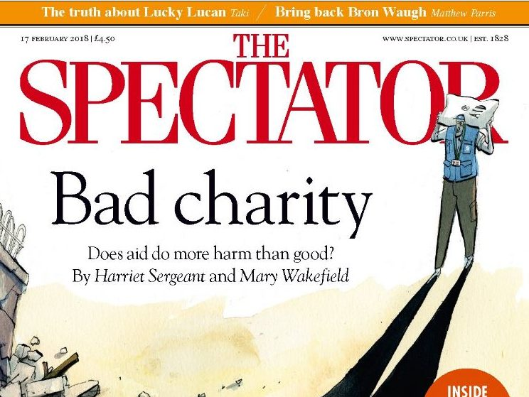 News mag ABCs: Spectator editor claims digital is behind print sales 'renaissance'