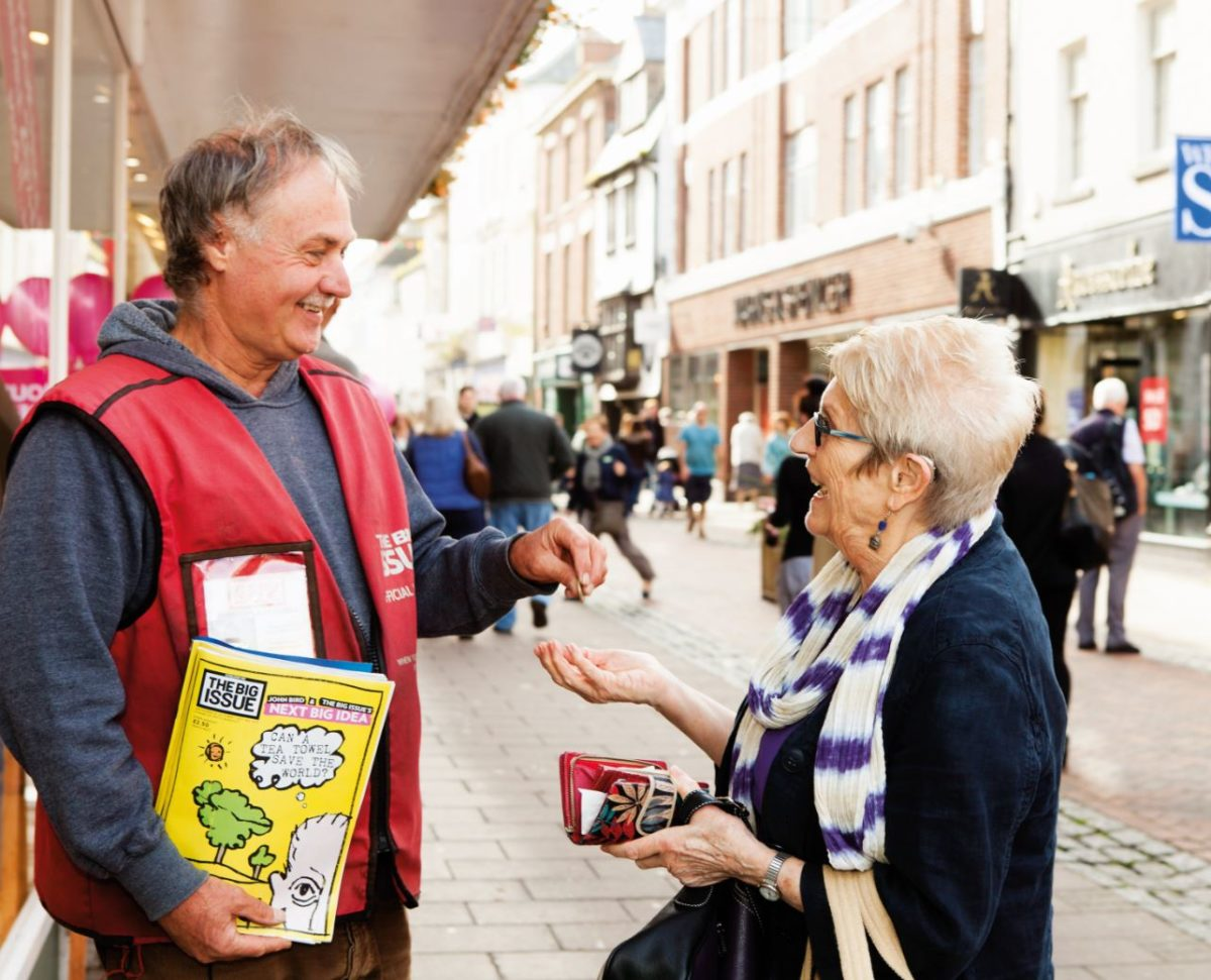 The Big Issue records third straight year of circulation growth with sales at five-year high