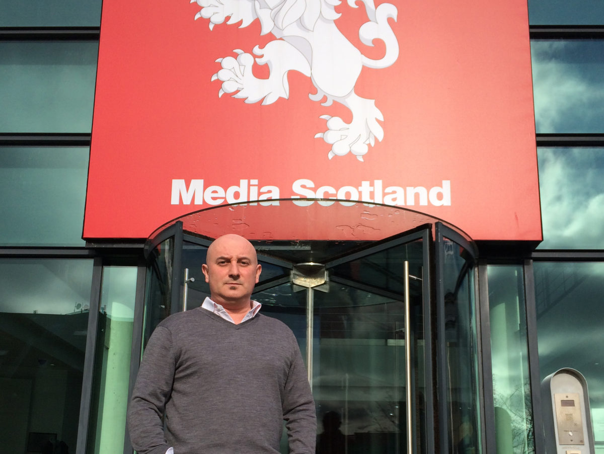 Media Scotland digital director David Dick named next Daily Record editor as Murray Foote steps down