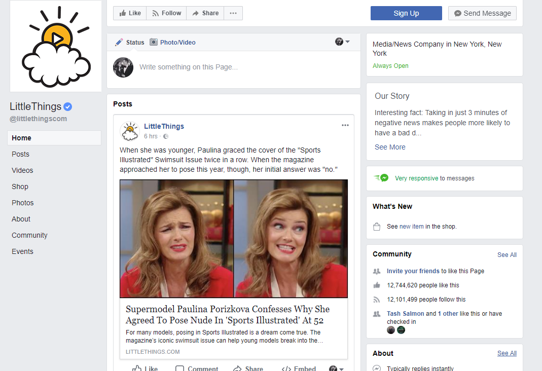 US digital publisher Little Things becomes first major casualty of 'catastrophic' Facebook News Feed changes