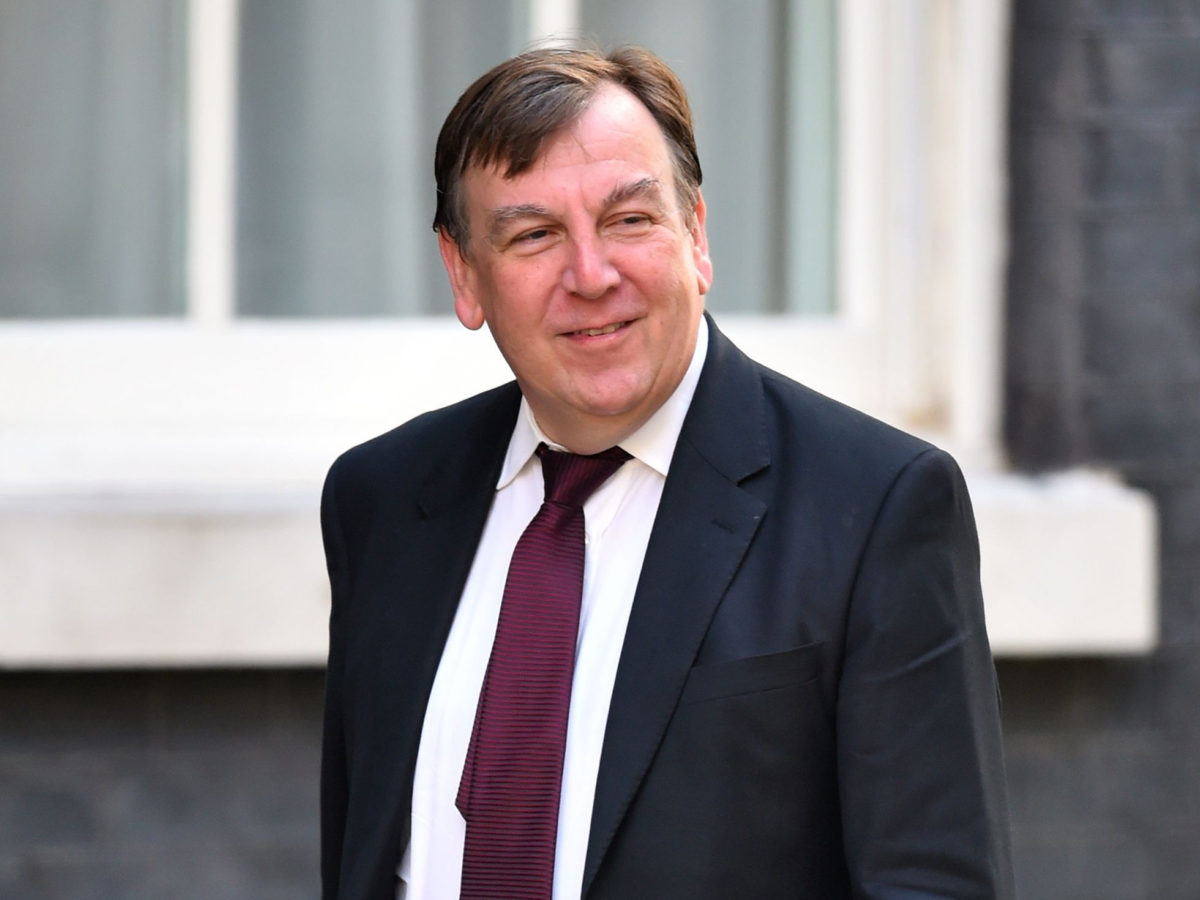 Peers' changes to data protection bill would have 'chilling effect' on investigative journalism, warns Whittingdale