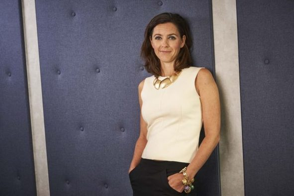 Channel 4's first female chief executive admits 28.6 per cent gender pay gap makes for 'uncomfortable reading'