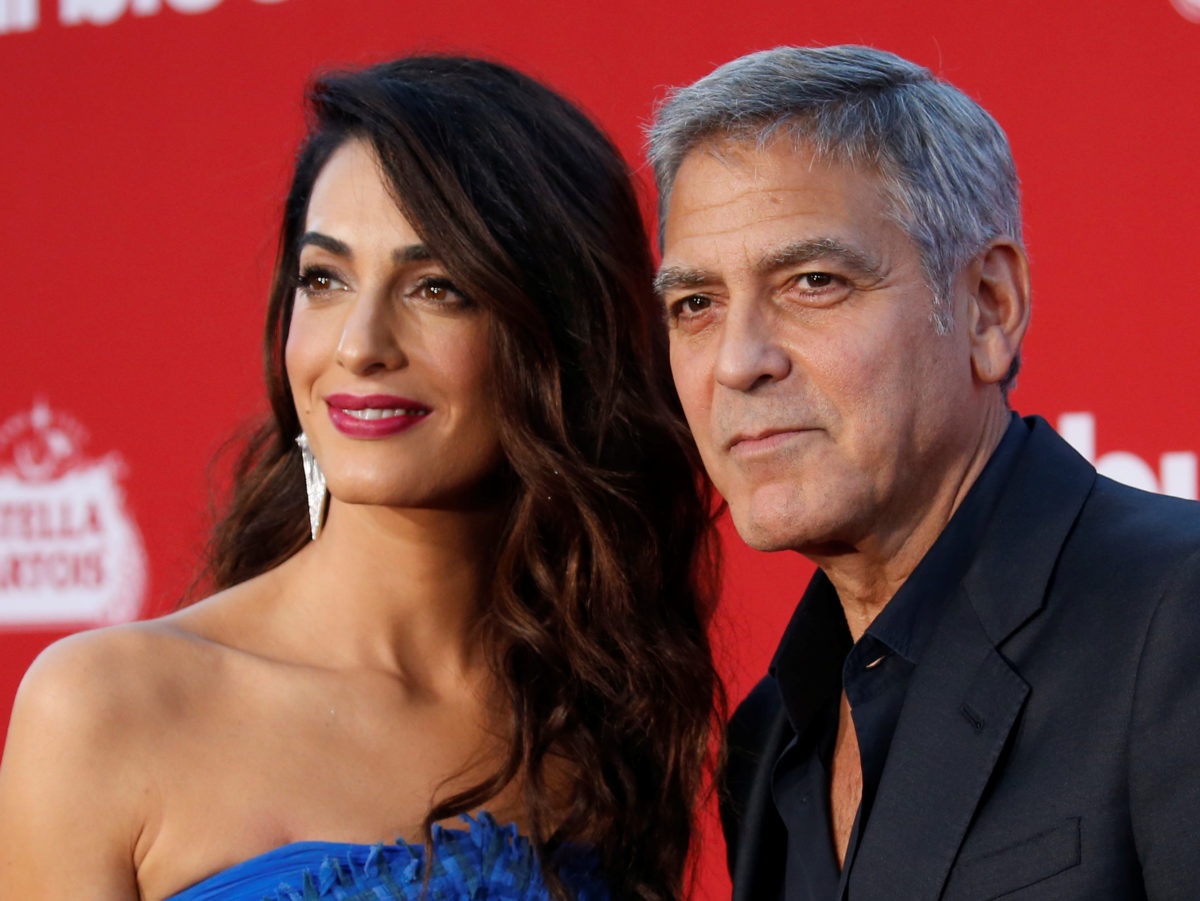 Amal Clooney agrees to represent two Reuters journalists on trial in Myanmar over Rohingya 'massacre' reporting