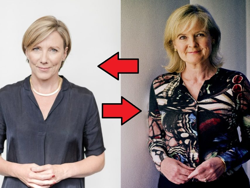 Today's Sarah Montague in BBC job swap with World At One's Martha Kearney