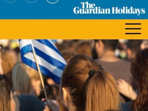 Guardian apologises for advertising £2,500 'crisis tourism' holiday to Greece accompanied by journalist