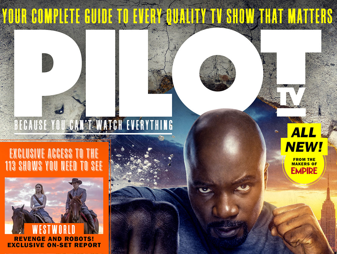 Team behind Empire magazine to launch new TV title 'celebrating best' in cinematic shows