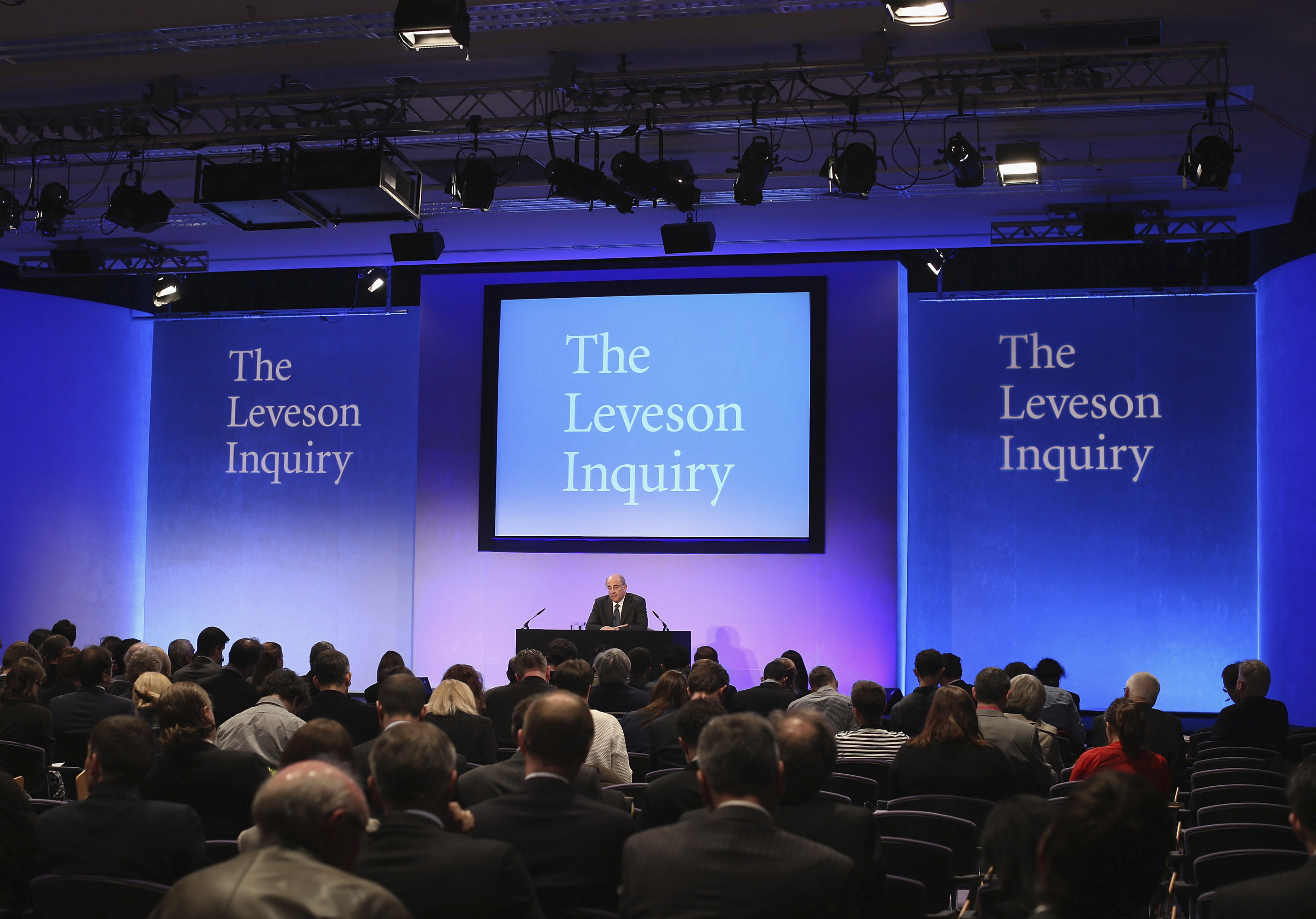 Leveson Inquiry formally closes with no part two