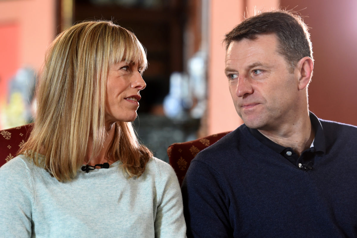 McCanns and other victims of press intrusion say they have 'no confidence' in Government after Leveson Inquiry closure
