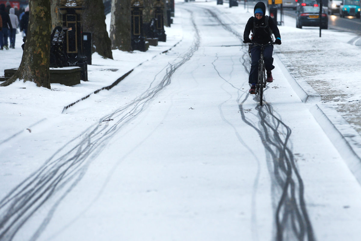 BBC and ITV news posted largest viewing figures in up to five years thanks to 'Beast from the East'