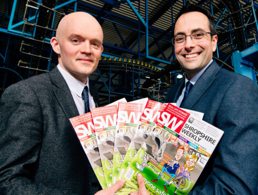 Midlands publisher closes Shropshire Weekly eight months after magazine's launch amid struggling sales