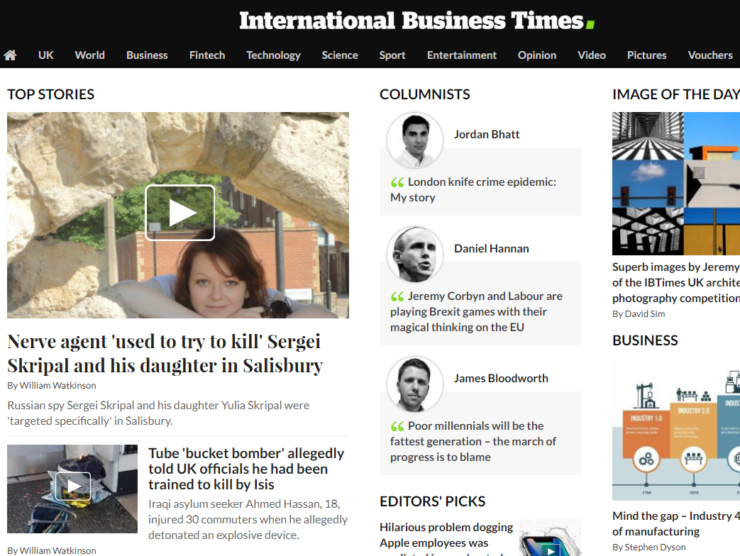 'Almost everyone' on IB Times UK newsdesk facing redundancy as UK and US teams merge, sources say
