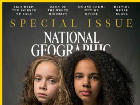 National Geographic editor admits US title's coverage was 'racist' in the past